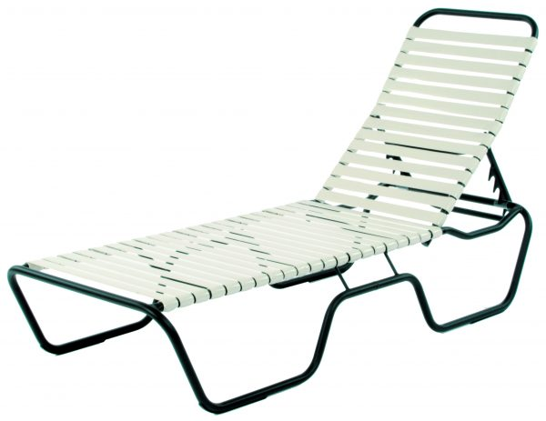 Sanibel Strap Collections Chaise Lounge