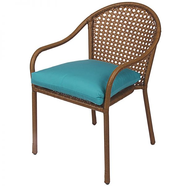 Kona Wicker Collections cafe chair