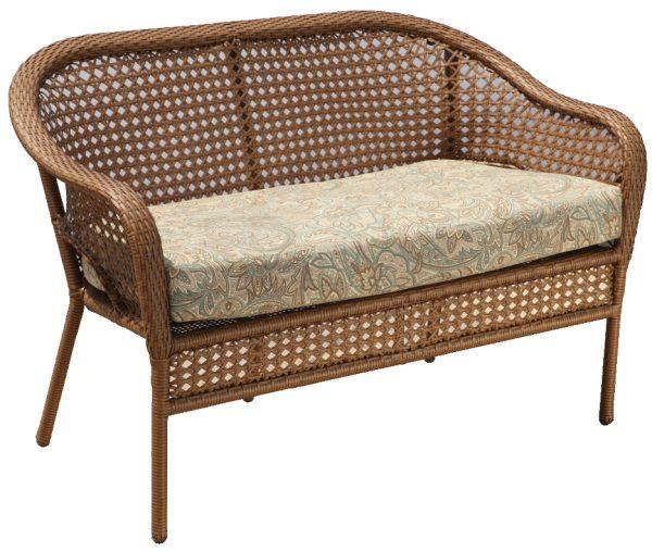 Kona Wicker Collections Loveseat Chair