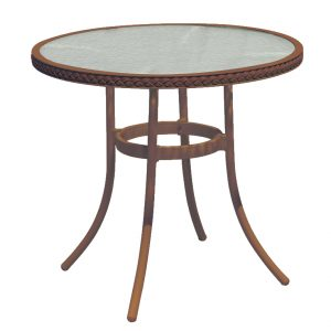 "123-T30 30"" Round Cafe Table"