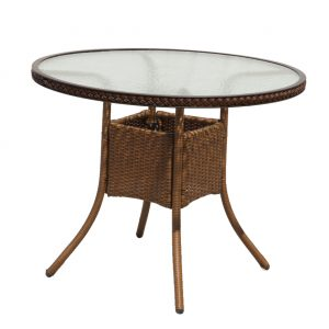 "123-T36 36"" Round Dining Table"