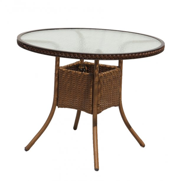 Kona Wicker Collections table