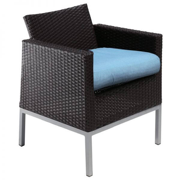 Avenir Wicker dining chair