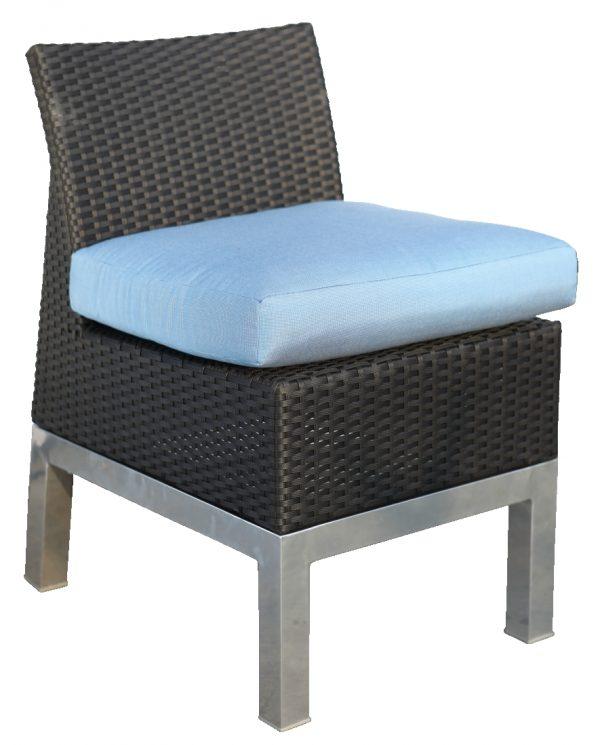 Avenir Wicker dining chair