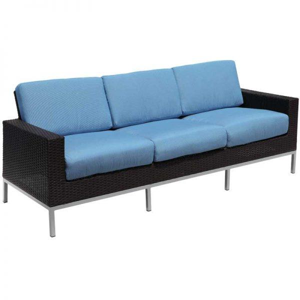 Avenir Wicker collection sofa