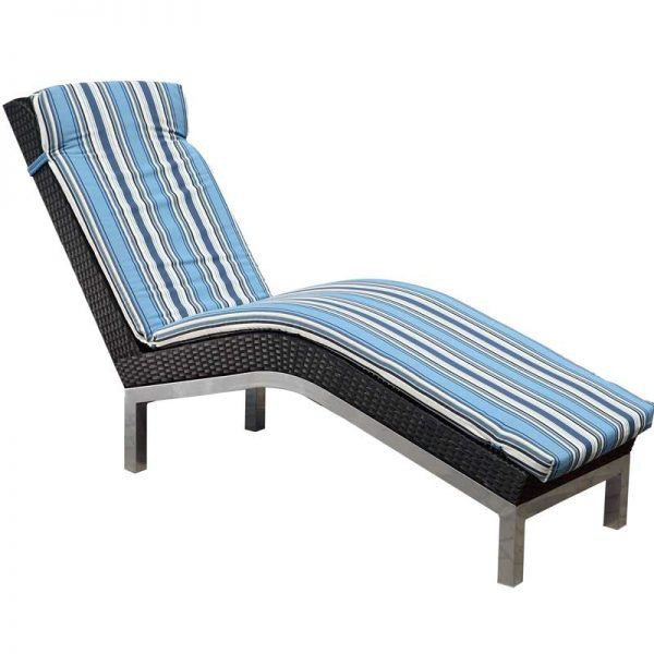 Avenir Wicker collection Chaise Lounge