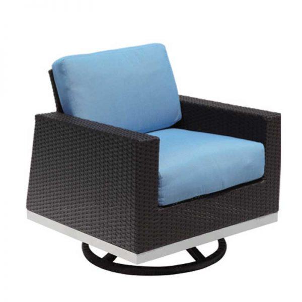 Avenir Wicker collection Swivel Tilt Chair