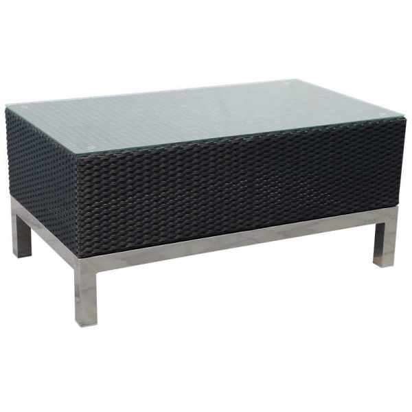 Avenir Wicker collection coffee table