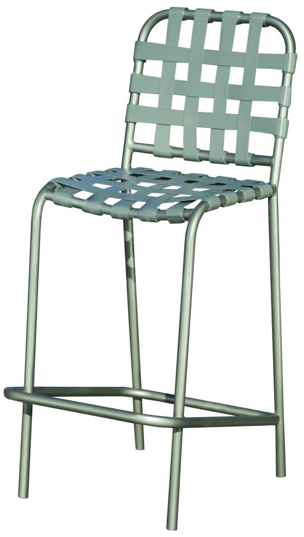 Sanibel Cross Strap Collections Cafe Chair