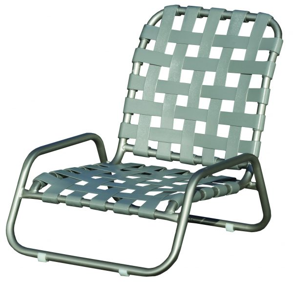 Sanibel Cross Strap Collections Leisure Chair