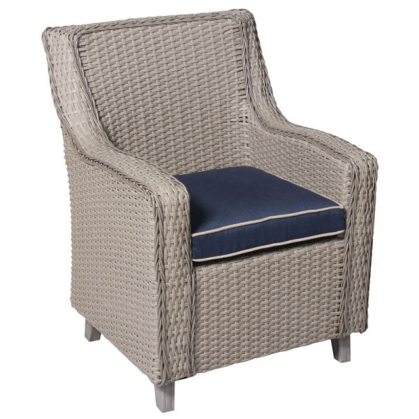Haven Wicker collections dining chair
