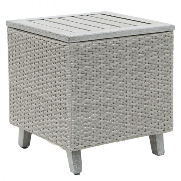 Haven Wicker Collections table