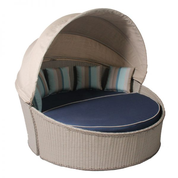 Haven Wicker Collections Daybed