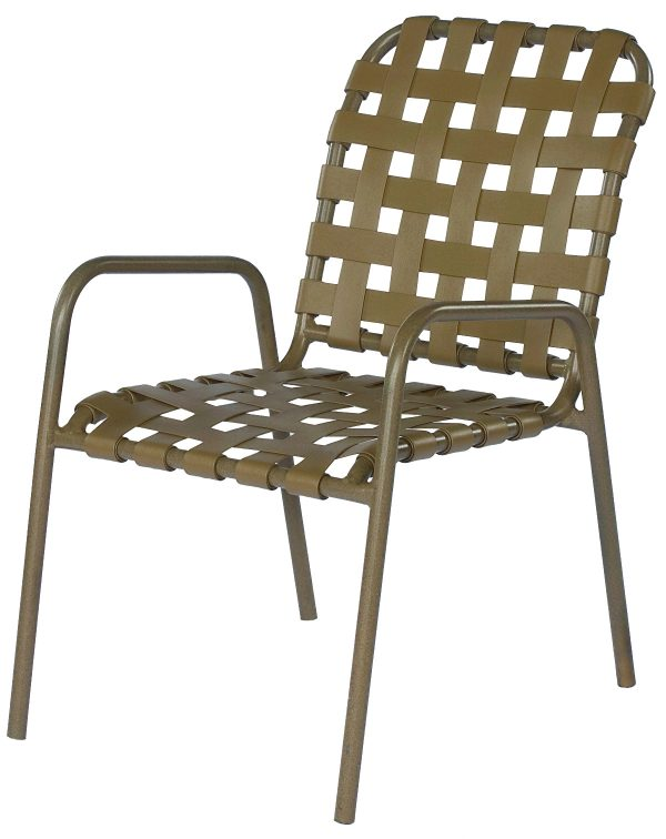 Sanibel Cross Strap Collections Dining Chair
