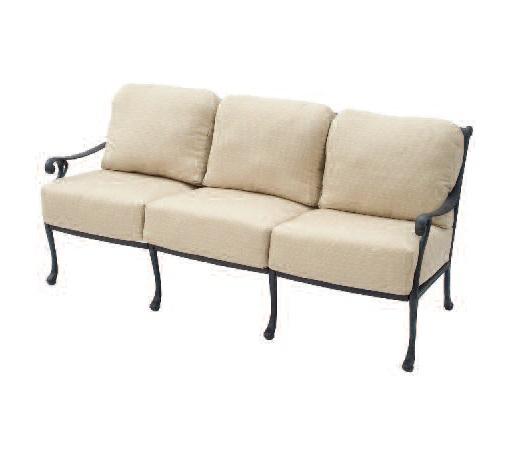Presidio Cast Collections Sofa