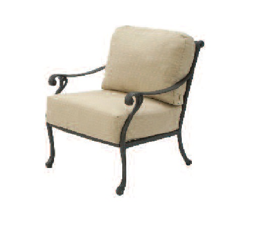 Presidio Cast Collections Leisure Chair