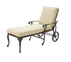 Presidio Cast Collections Chaise Lounge