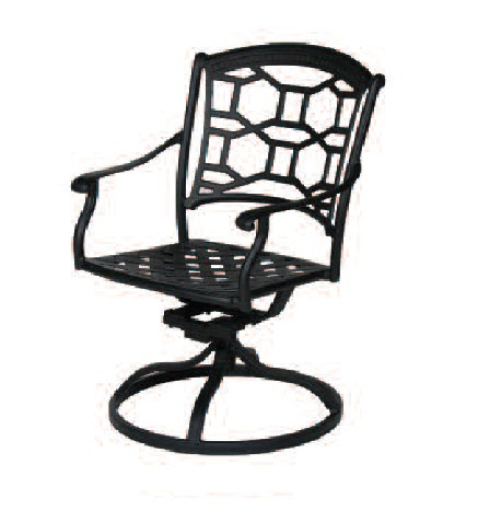 Presidio Cast Collections Swivel Chair
