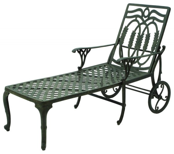 Olympia Cast Collection Chaise Lounge