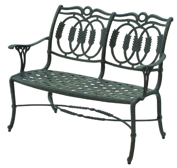 Olympia Cast Collection Bench