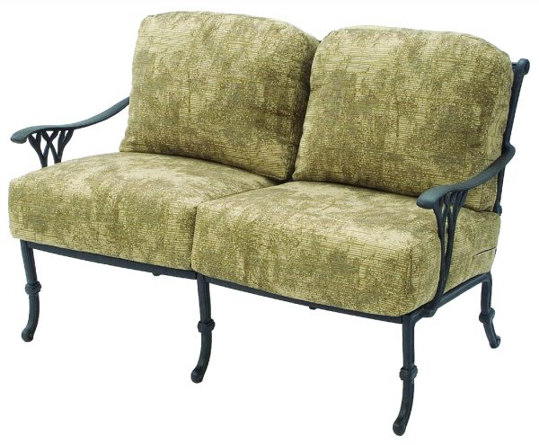 Olympia Cast Collection Loveseat