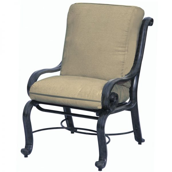 San Marco Cushion Cast Collection Dining Chair