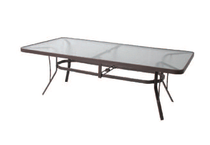 Acryllic Top Tables rectangle