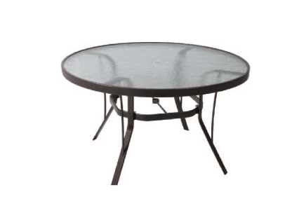 Acryllic Top Tables Round