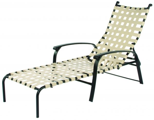 Rosetta Strap Collections Chaise Lounge