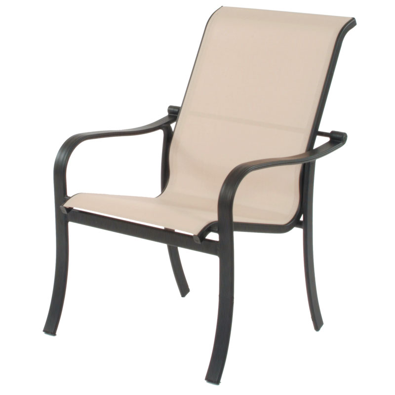 Rosetta Hi-Back Dining Chair