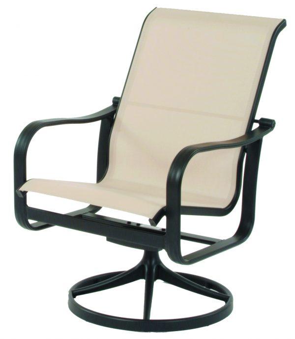 Rosetta Hi-Back Swivel Tilt Chair
