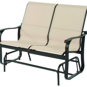 4609 Hi-Back Loveseat Glider