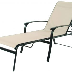 4613 Chaise Lounge – Stackable
