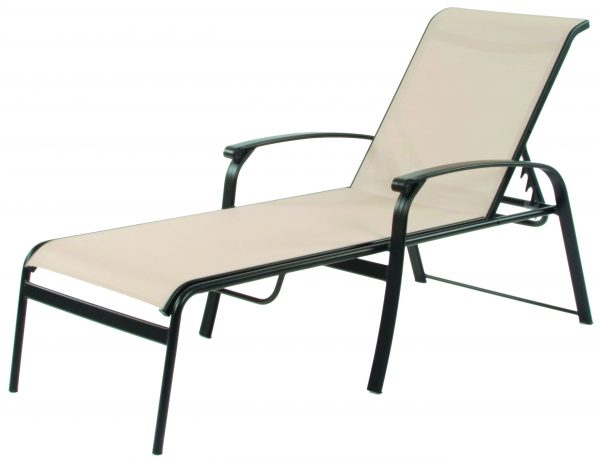 Chaise Lounge - Stackable