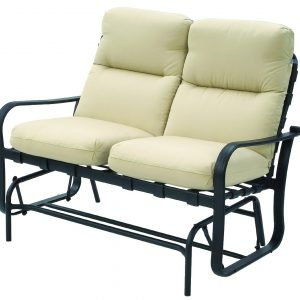 5409 Hi-Back Loveseat Glider