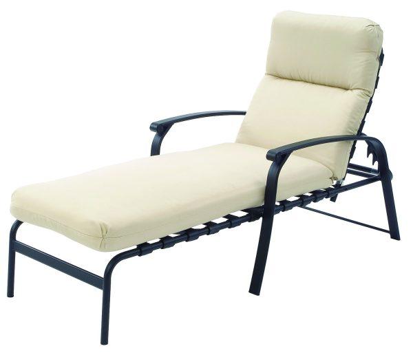 Rosetta Cushion Chaise