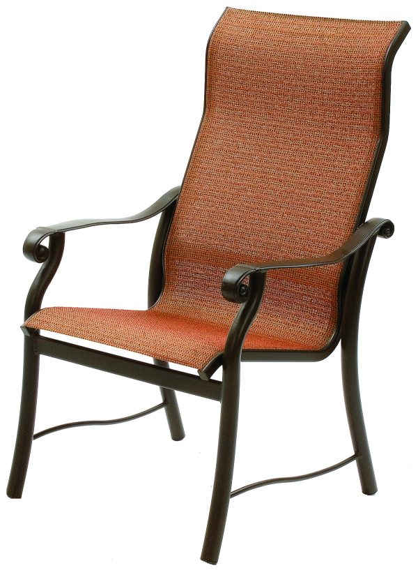 Rendezvous Sling Cast Collections Dining Chair