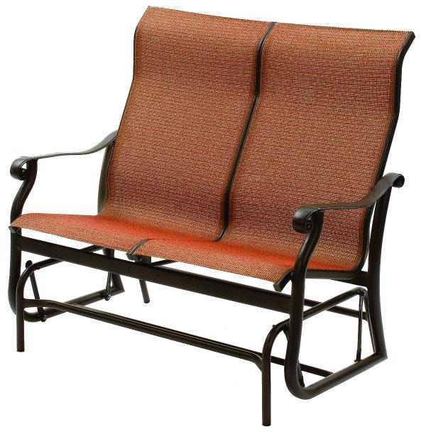 Rendezvous Sling Cast Collections Loveseat
