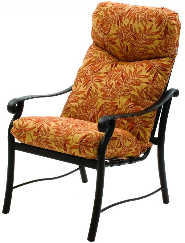 Rendezvous Cushion Cast Collections Dining Chair