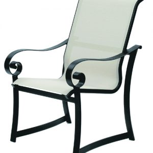 8503 Hi-Back Dining Chair