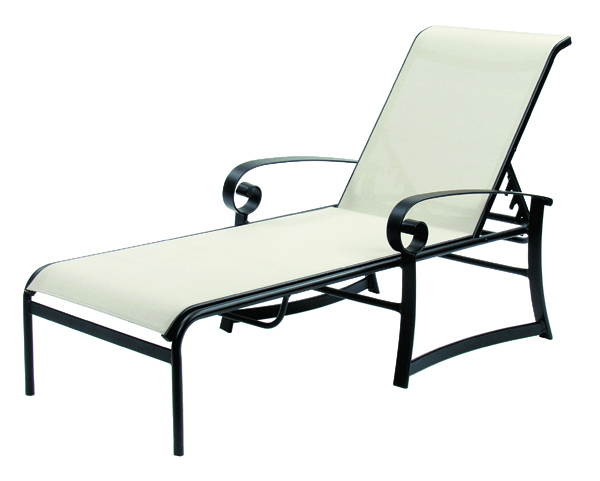 Orleans Sling Collections Chaise Lounge
