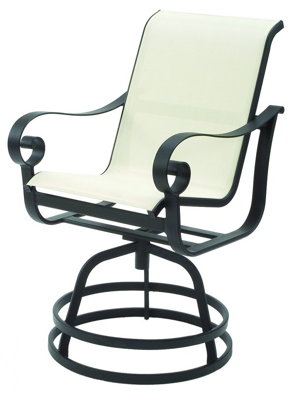 Orleans Sling Collections Swivel Chair