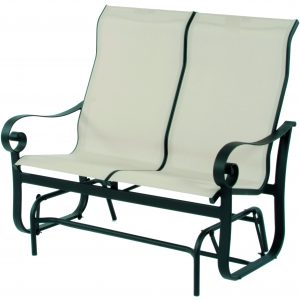 8539 Supreme Loveseat Glider