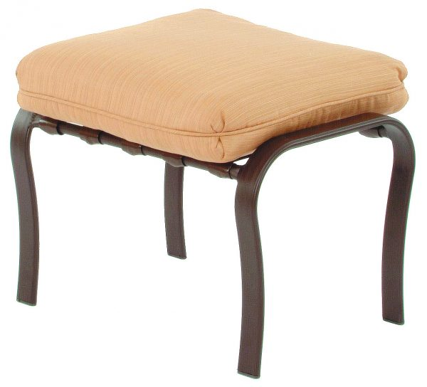 Orleans Cushion Collections Ottoman