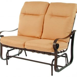 8609 Hi-Back Loveseat Glider