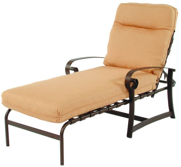 Orleans Cushion Collections Chaise Lounge