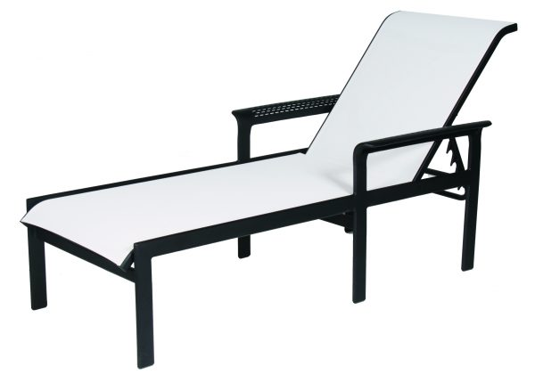 South Beach Sling Cast collections Chaise Lounge