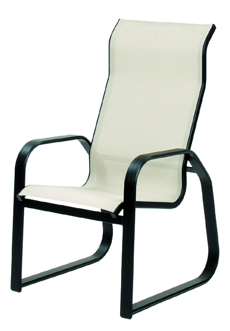 Sled Dining Chair