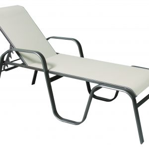 """9343 18"""" Seat Height Chaise"""