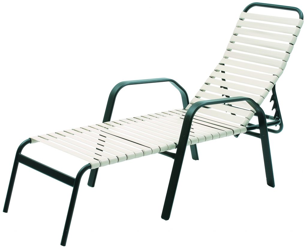 Maya Strap Collections Chaise Lounge